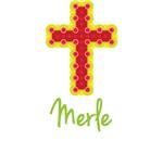Merle Bubble Cross