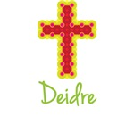 Deidre Bubble Cross