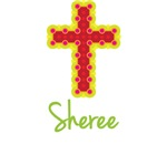 Sheree Bubble Cross