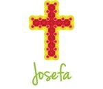 Josefa Bubble Cross