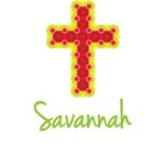 Savannah Bubble Cross