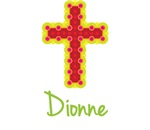 Dionne Bubble Cross