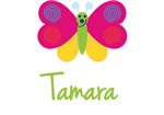 Tamara The Butterfly