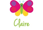 Claire The Butterfly