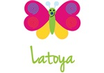Latoya The Butterfly