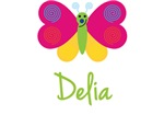 Delia The Butterfly