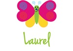 Laurel The Butterfly