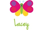 Lacey The Butterfly
