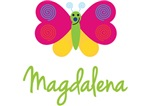 Magdalena The Butterfly