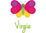 Virgie The Butterfly