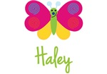 Haley The Butterfly