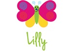 Lilly The Butterfly