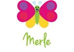 Merle The Butterfly