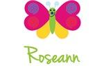 Roseann The Butterfly