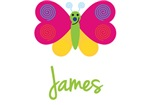 James The Butterfly