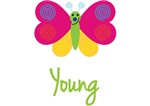Young The Butterfly