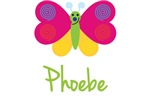 Phoebe The Butterfly