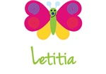 Letitia The Butterfly