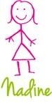 Nadine The Stick Girl