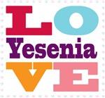I Love Yesenia