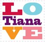 I Love Tiana