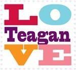 I Love Teagan