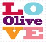 I Love Olive