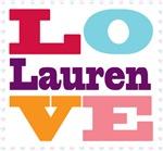 I Love Lauren