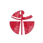 Pretty red christian cross 4 U A