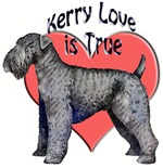 kerry Blue terrier love