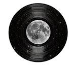 Moon In Space Vinyl LP Record