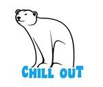 Chill Out Polar Bear