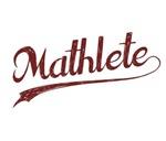 All Star Mathlete Math Athlete
