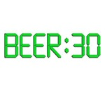 The Time Is Beer 30