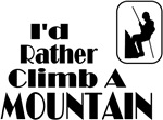 ID Rather Be Climbing