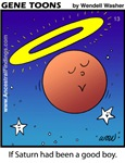 #13 Good boy Saturn