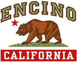 Encino California t-shirts