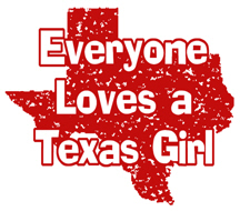 Texas Girl t-shirts