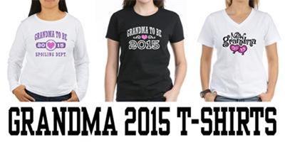 Grandma 2015 t-shirts
