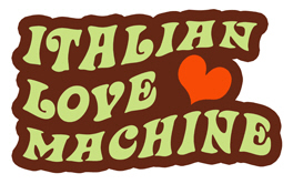 Italian Love Machine t-shirts