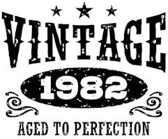 Vintage 1982 t-shirts