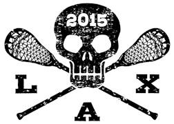 Lax 2015 t-shirt