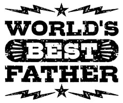 World's Best Father t-shirts