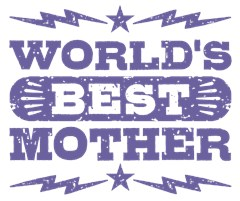 Worlds Best Mother t-shirts
