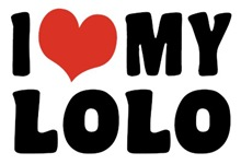 I Love My Lolo t-shirt