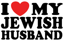 I Love My Jewish Husband t-shirts