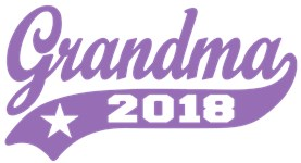 Grandma 2018 t-shirt