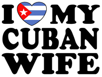 I Love My Cuban Wife t-shirt