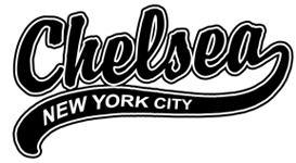 Chelsea New York City t-shirts
