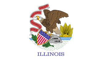 Illinois t-shirts and gifts